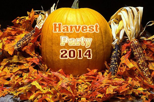 harvest party -2014
