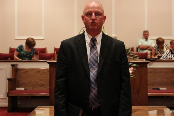 Reverend Bobby Floyd
