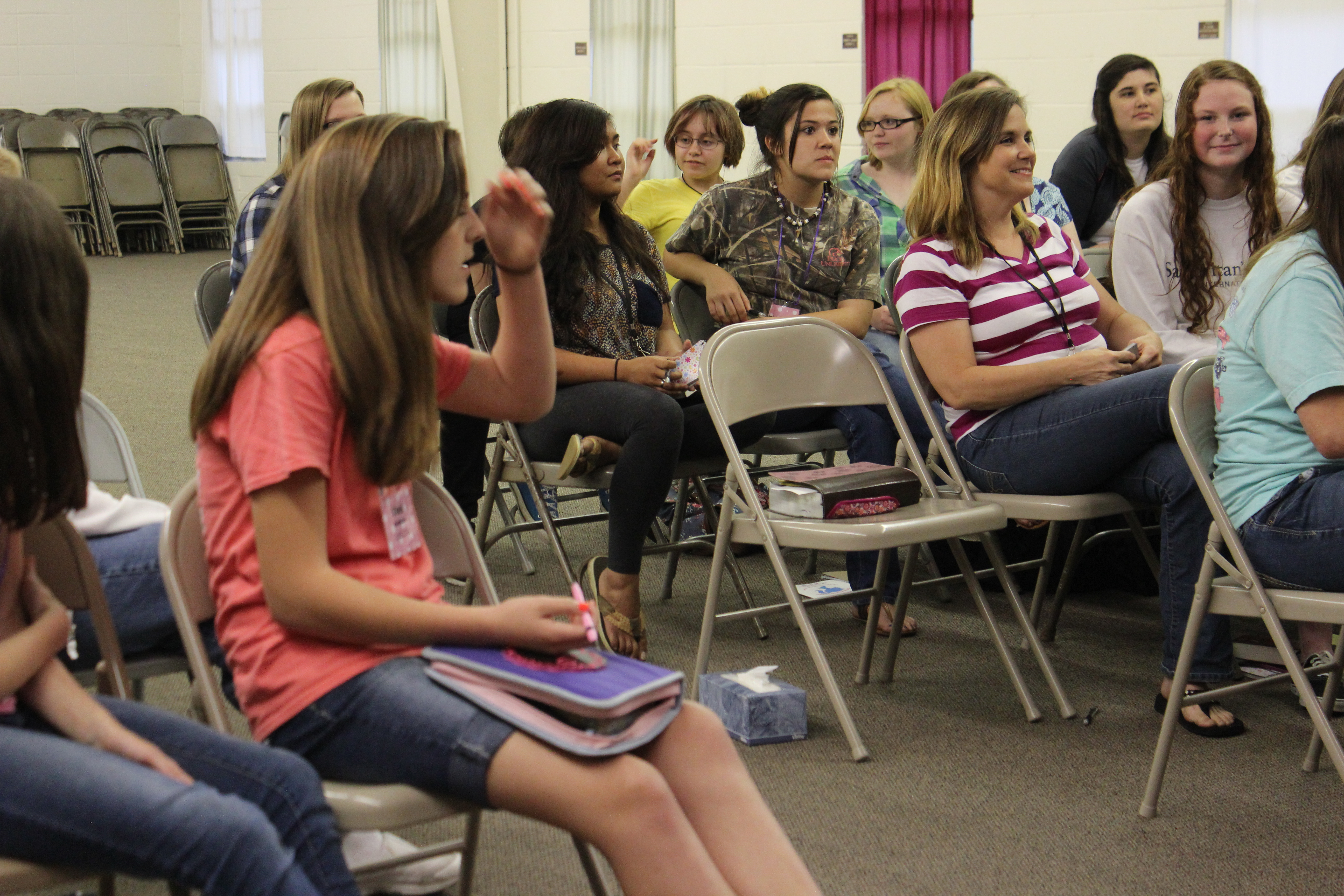 Teen Girls Retreat 024