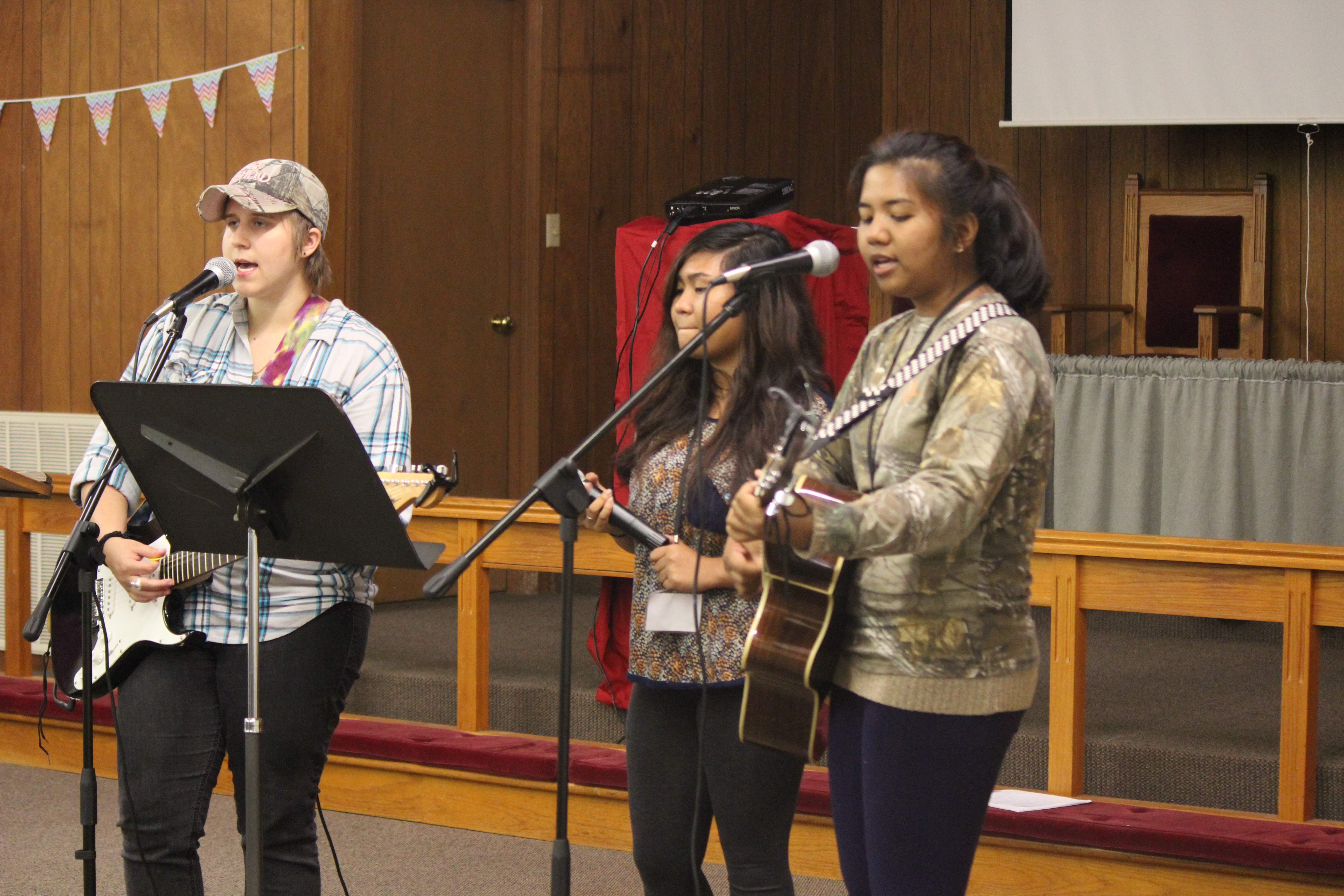 Teen Girls Retreat 033