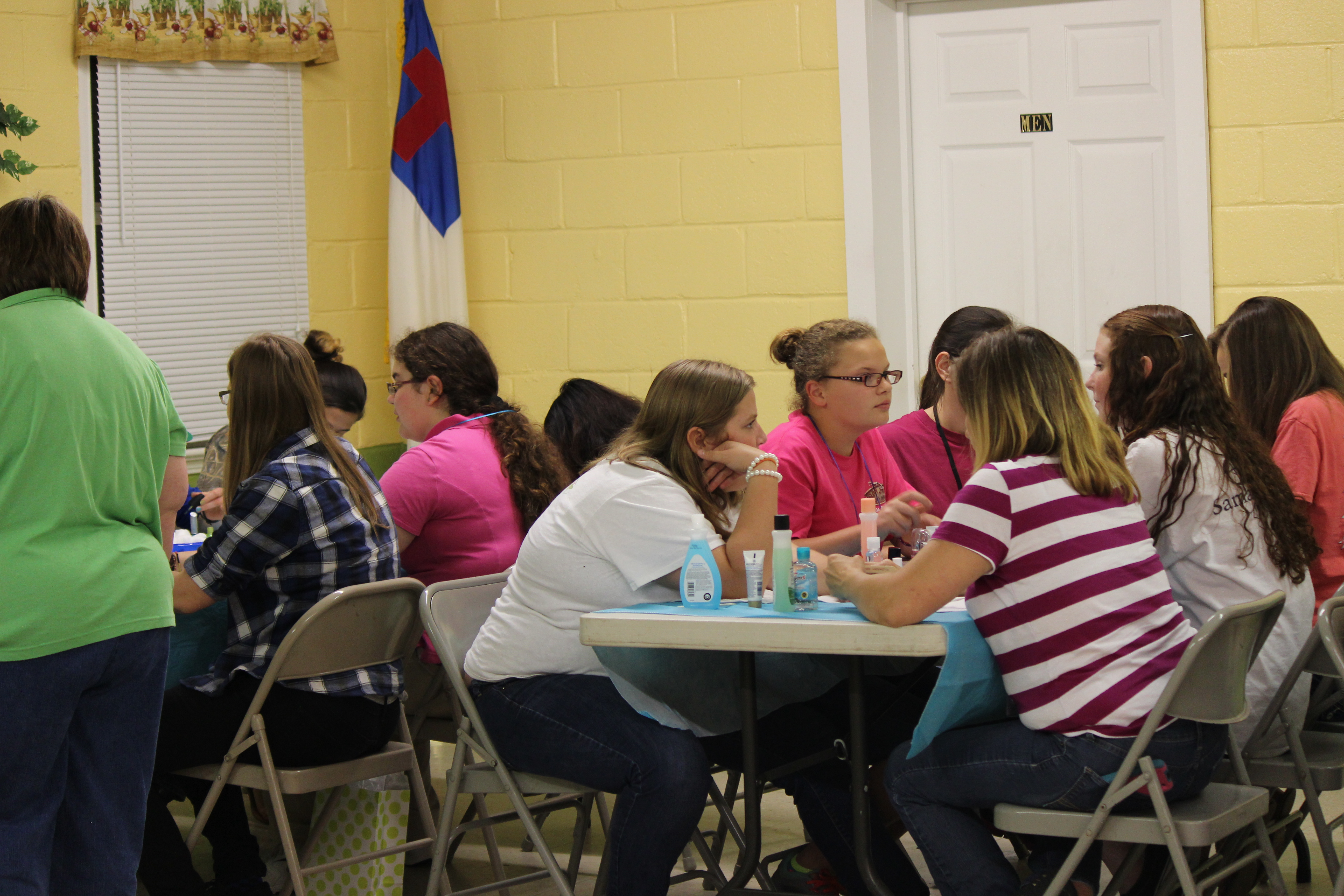Teen Girls Retreat 055