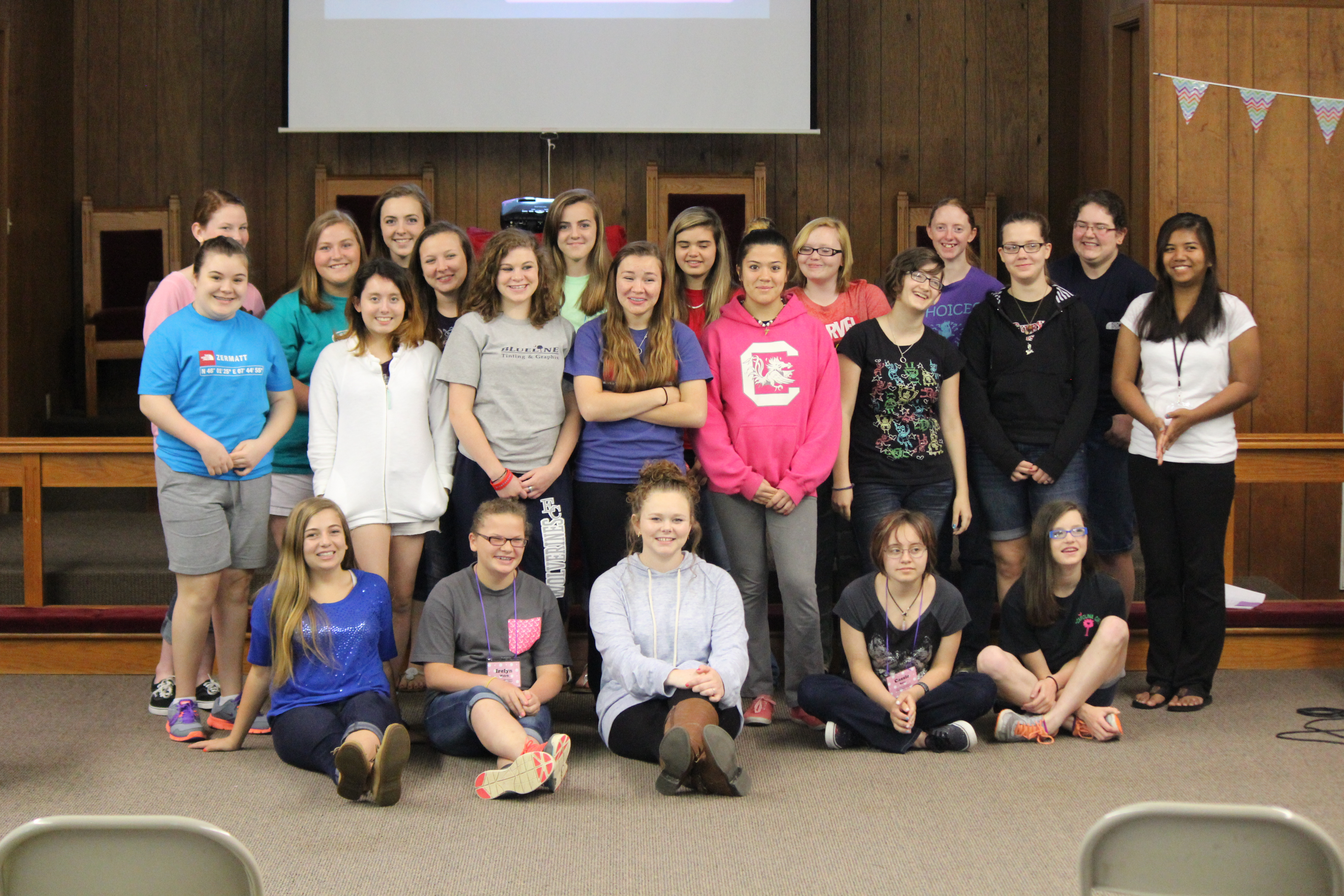 Teen Girls Retreat 118