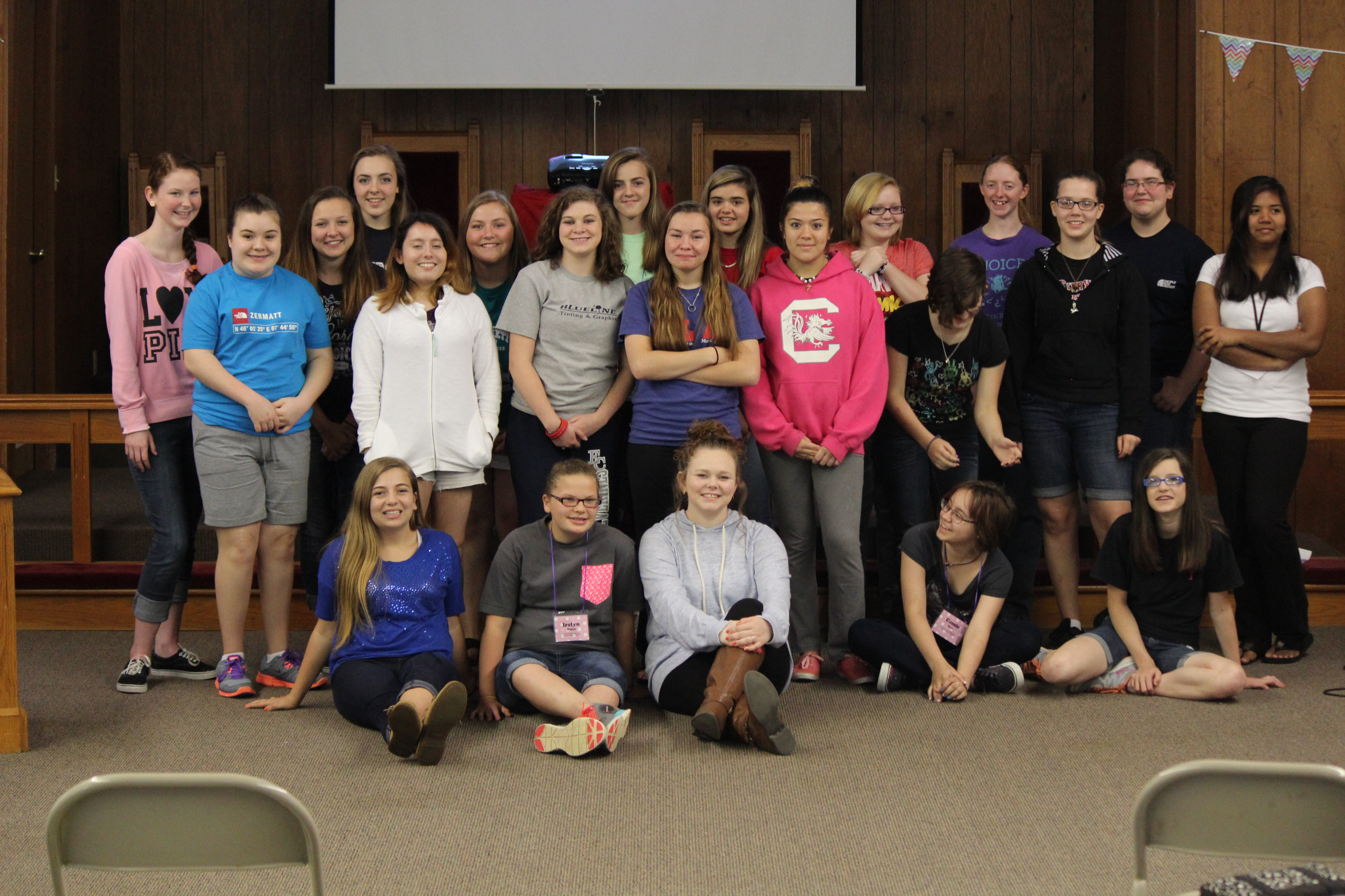 Teen Girls Retreat 119