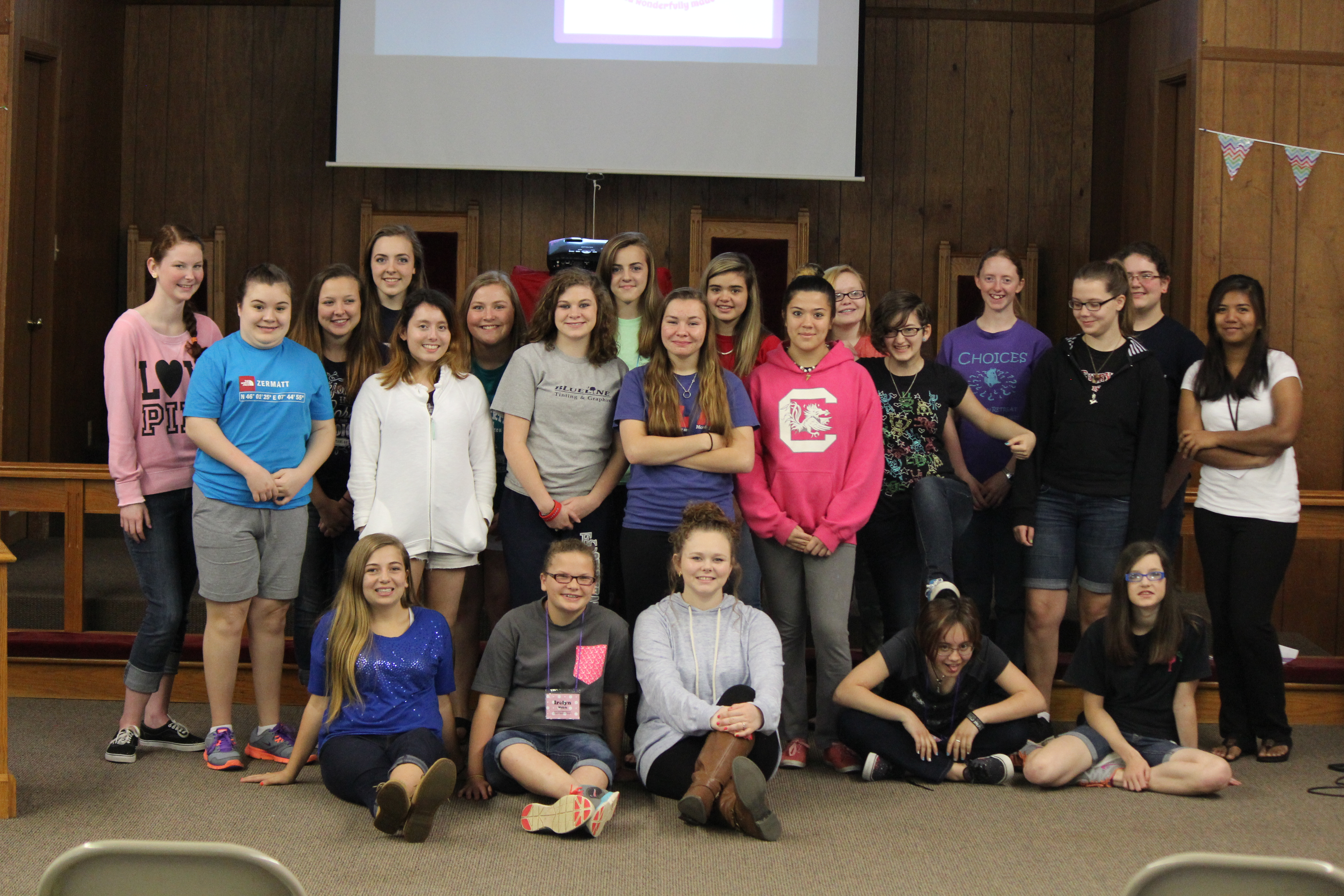 Teen Girls Retreat 120