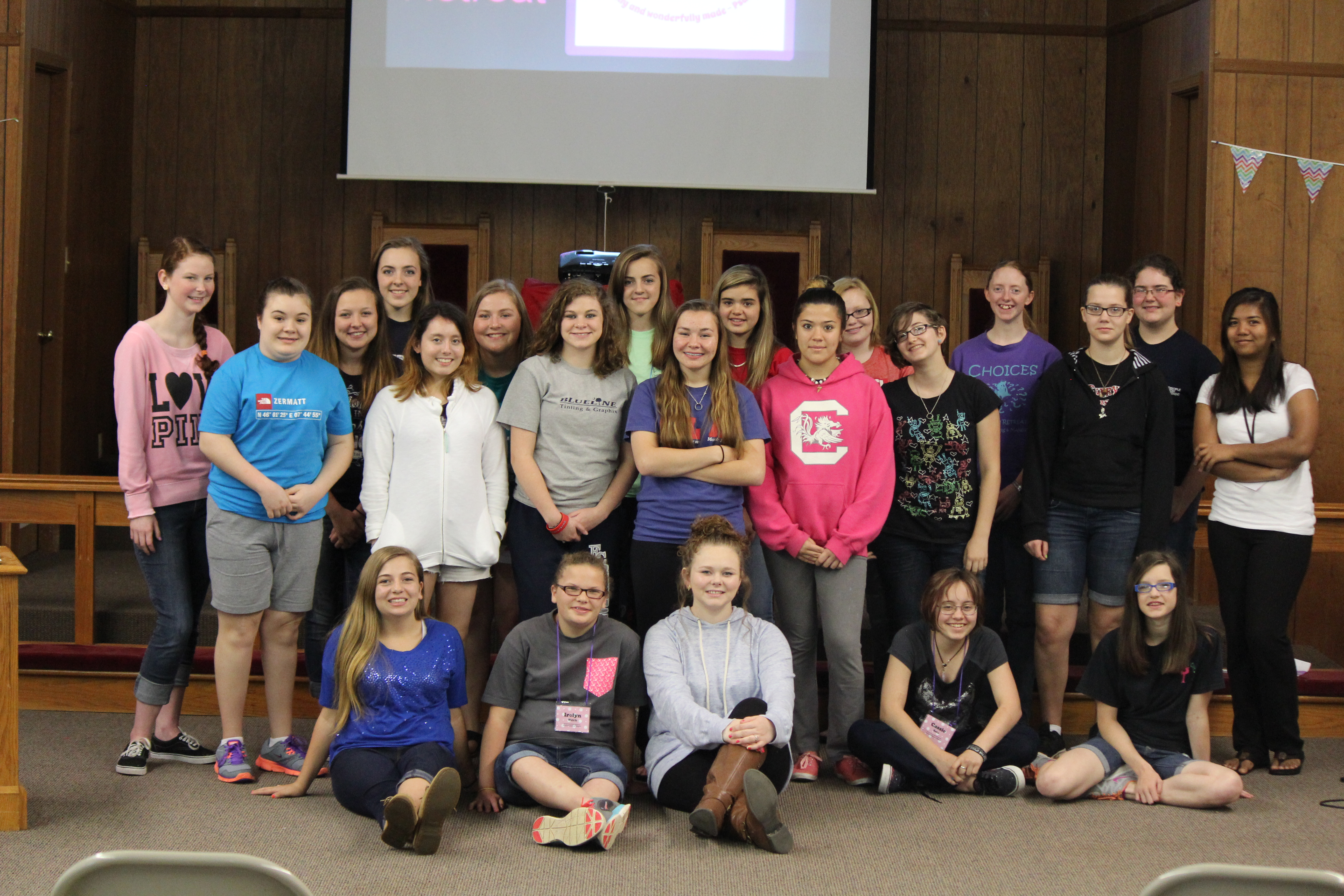 Teen Girls Retreat 121