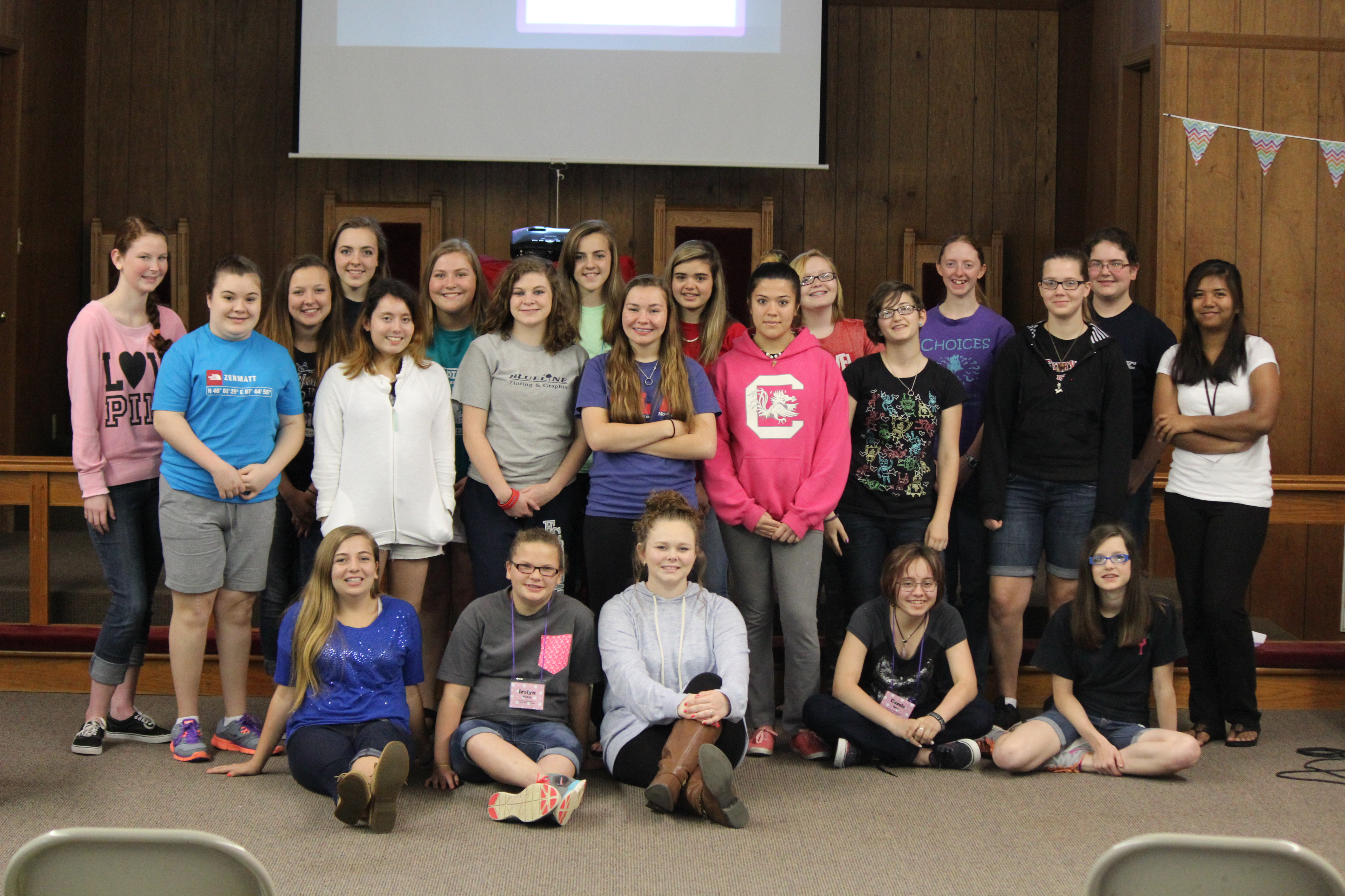 Teen Girls Retreat 122
