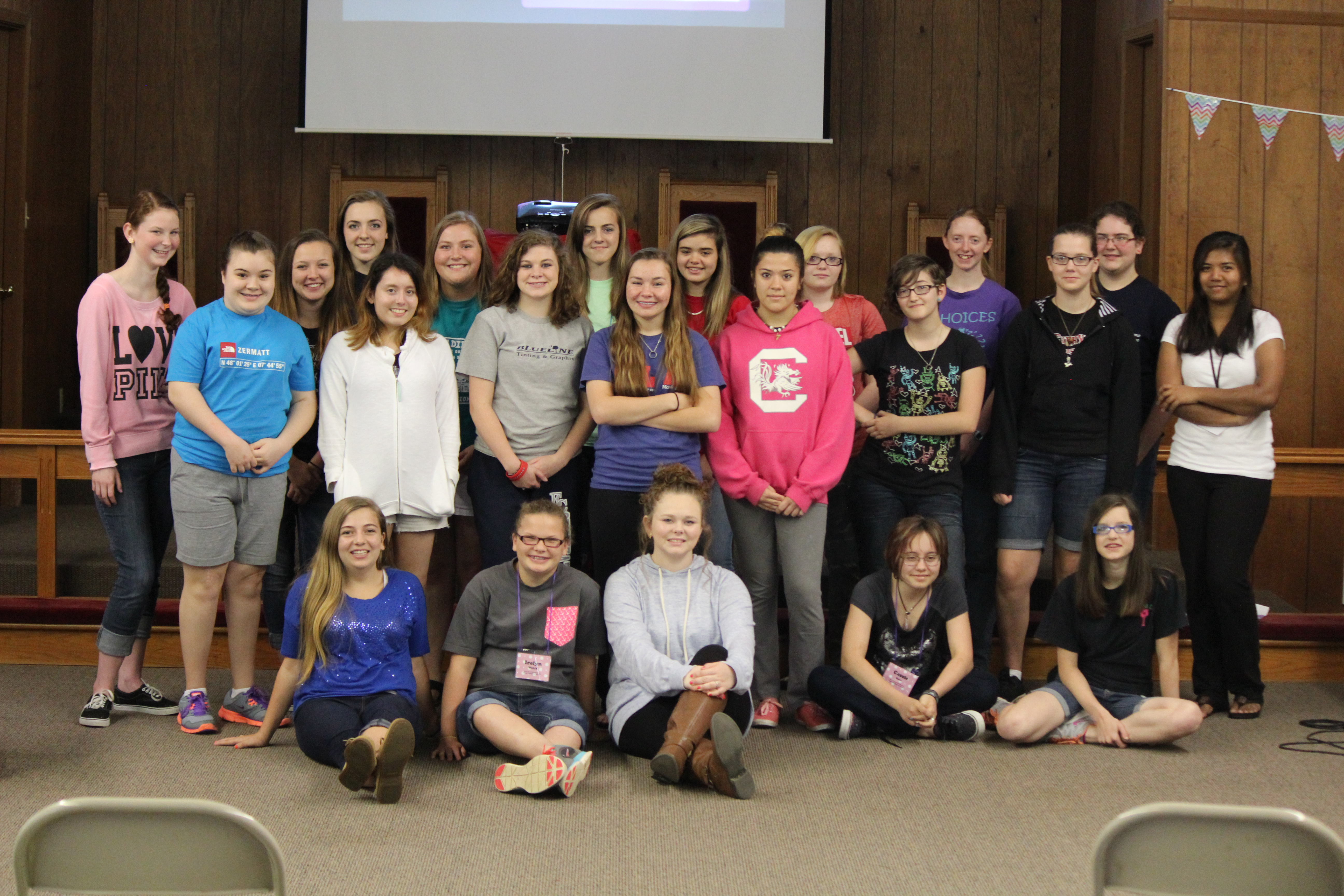 Teen Girls Retreat 123