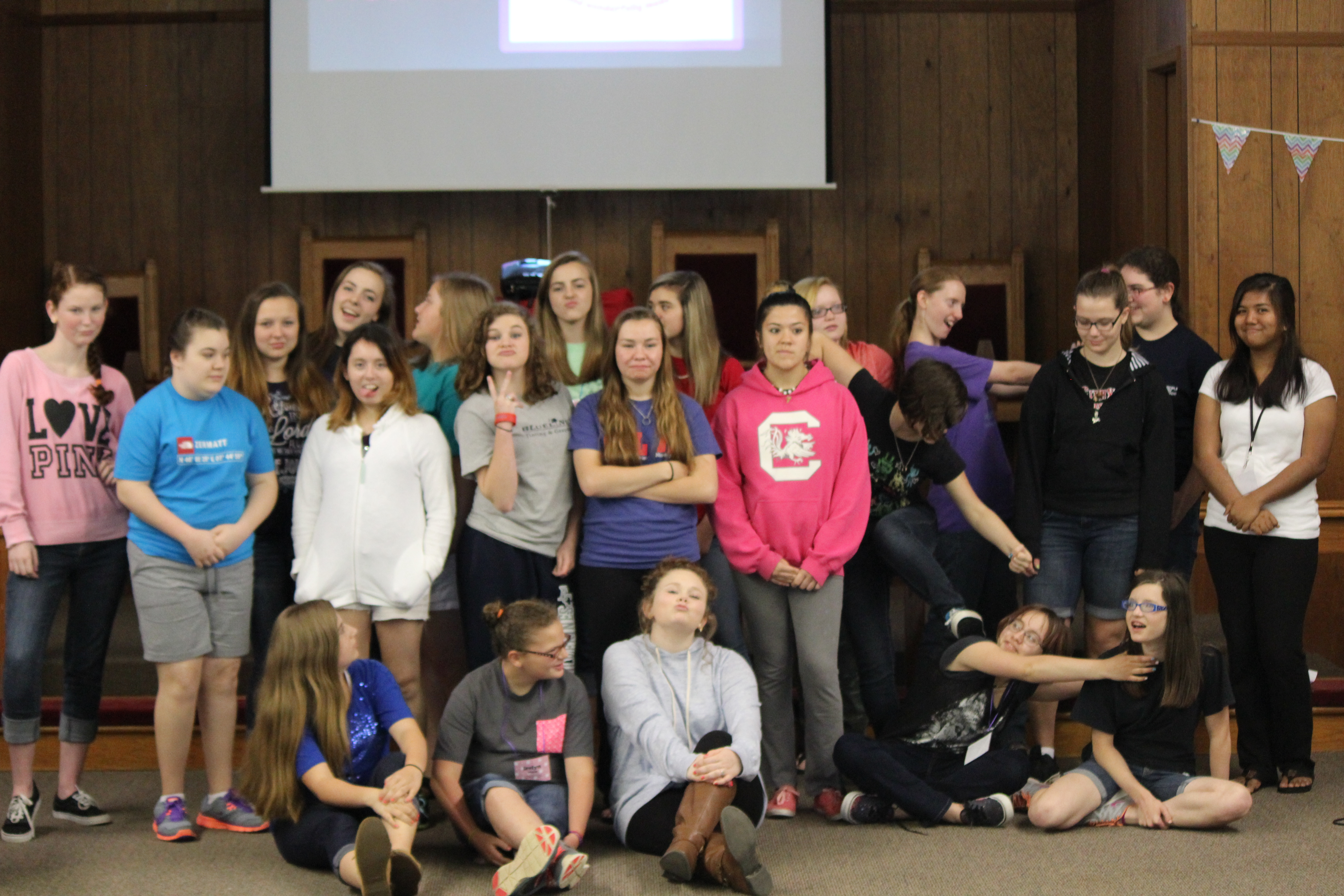 Teen Girls Retreat 124
