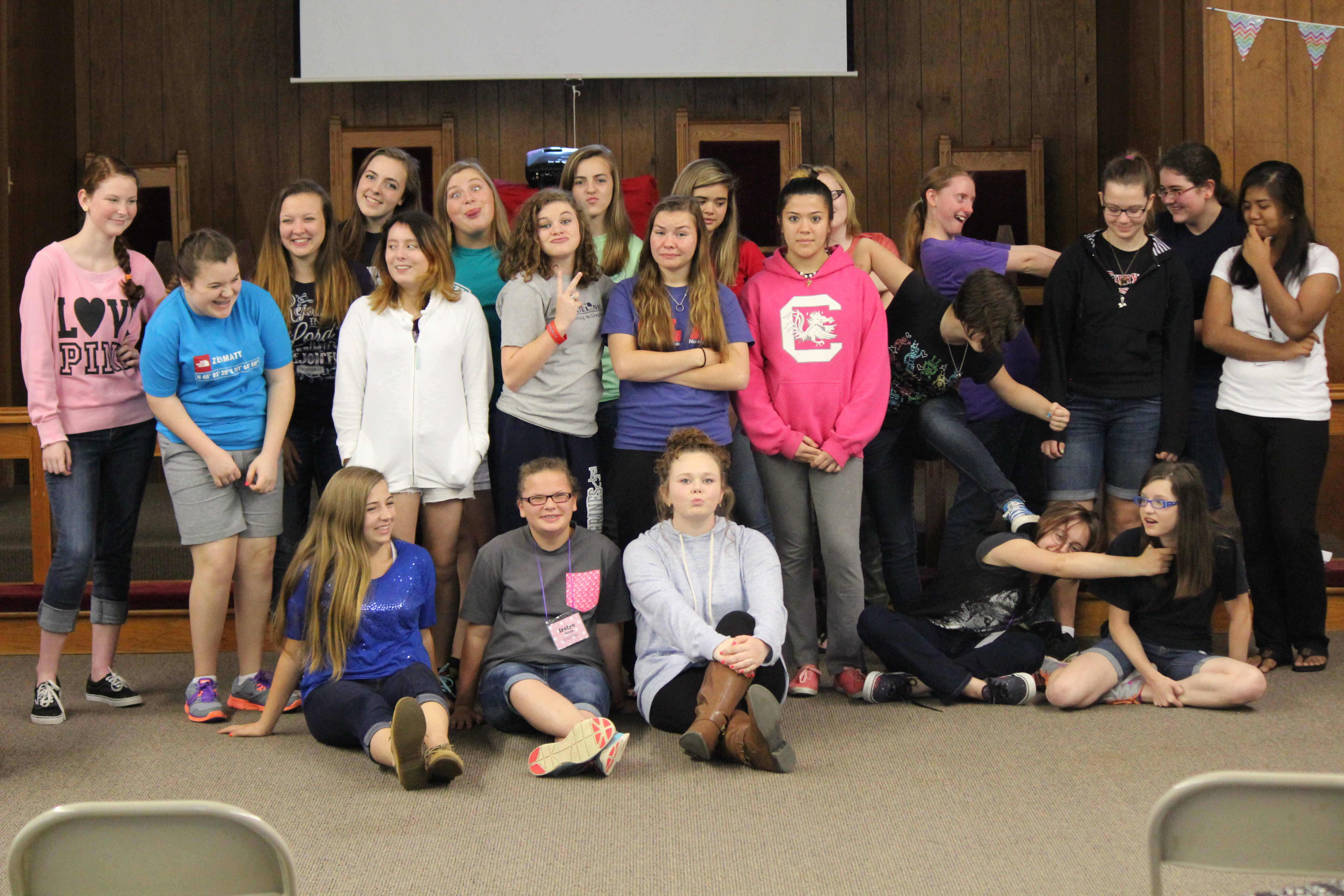 Teen Girls Retreat 125