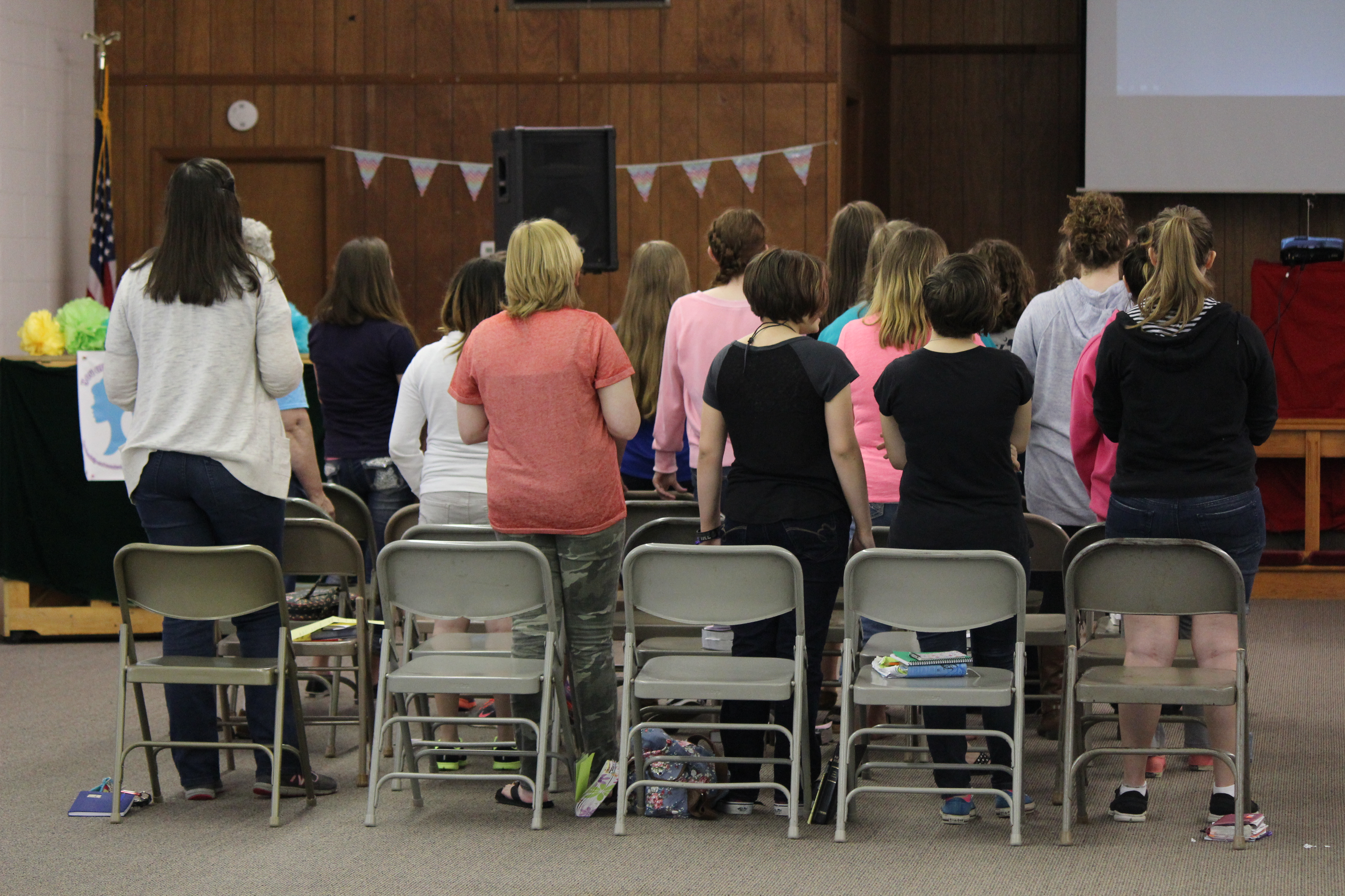 Teen Girls Retreat 133